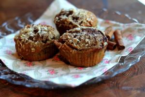 Kanelkardemummamuffins