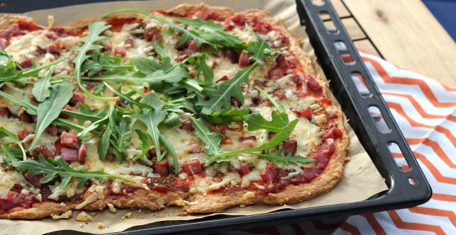 grundrecept pizza clean eating by annika. Black Bedroom Furniture Sets. Home Design Ideas