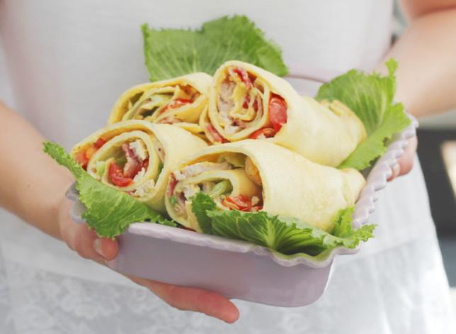 clubsandwichwrap clean eating