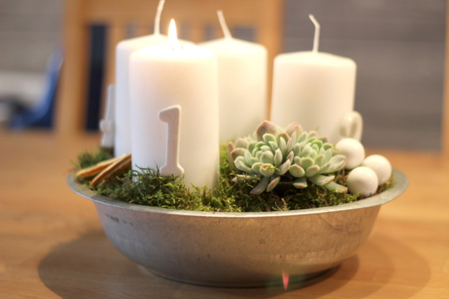 första advent jul