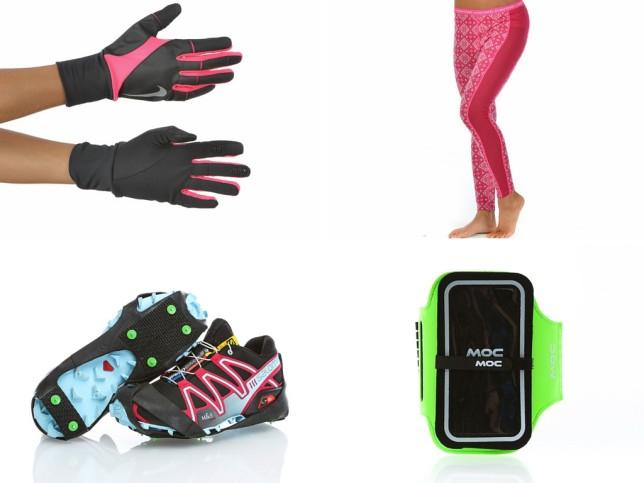 löpning vinter kläder
