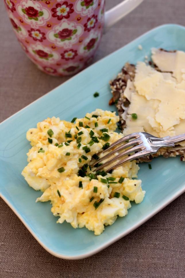 clean eating paleo lchf frukost mellanmål ägg