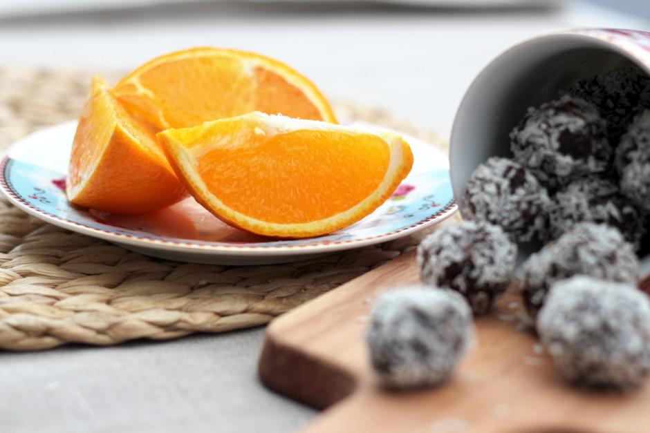dadelbollar med apelsin