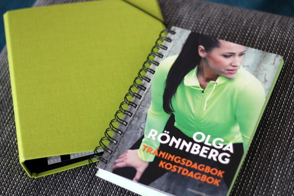 träningsdagbok