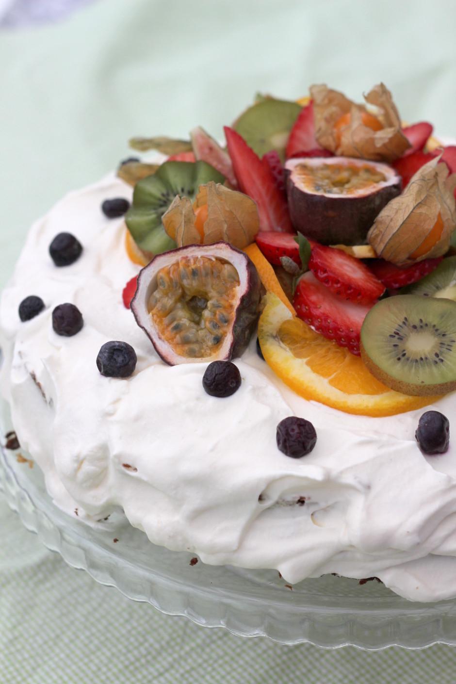paleo tårta