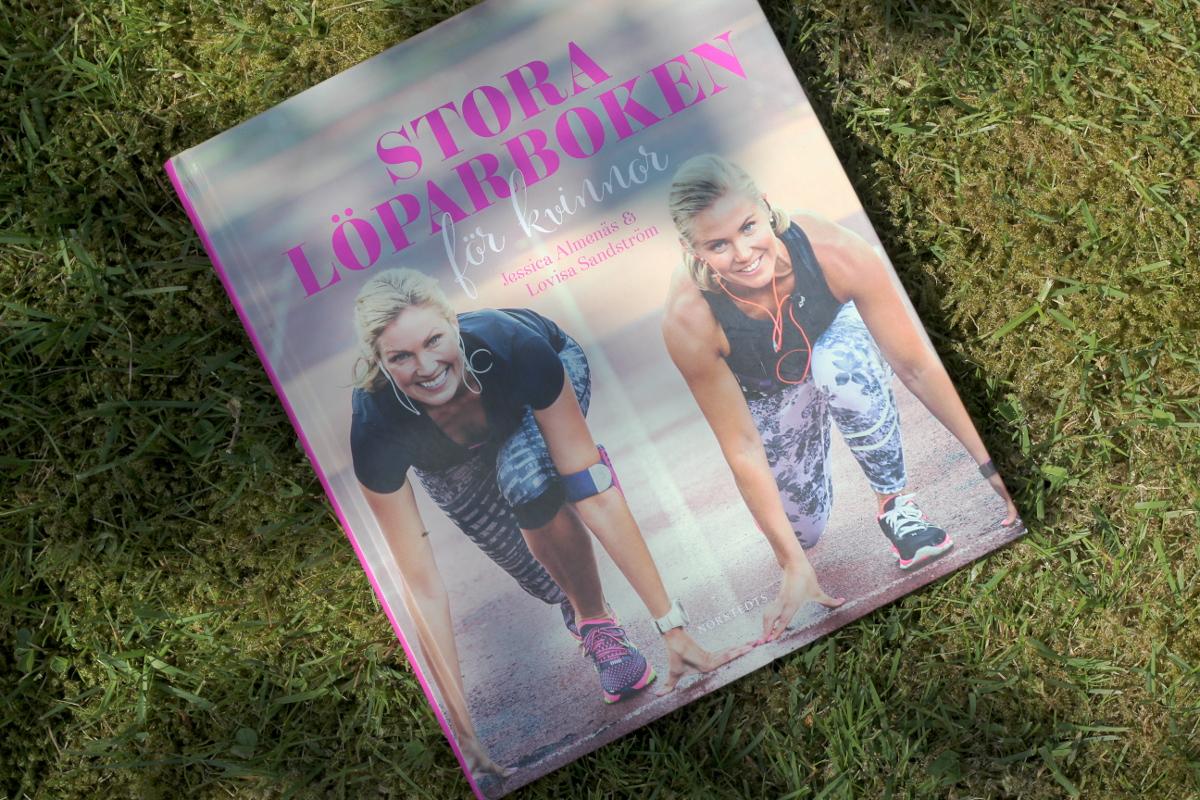 stora löparboken för kvinnor