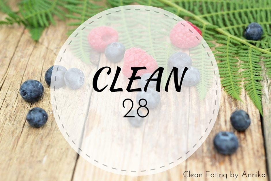 CLEAN28 rektangel