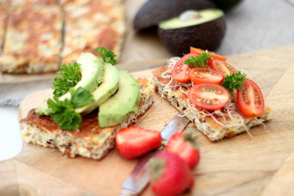 protein bröd keso