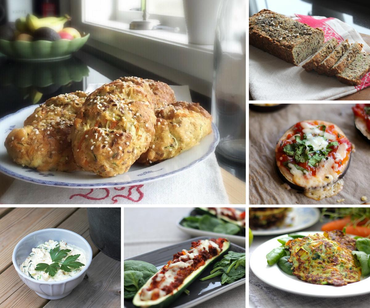 zucchini recept lchf paleo primal