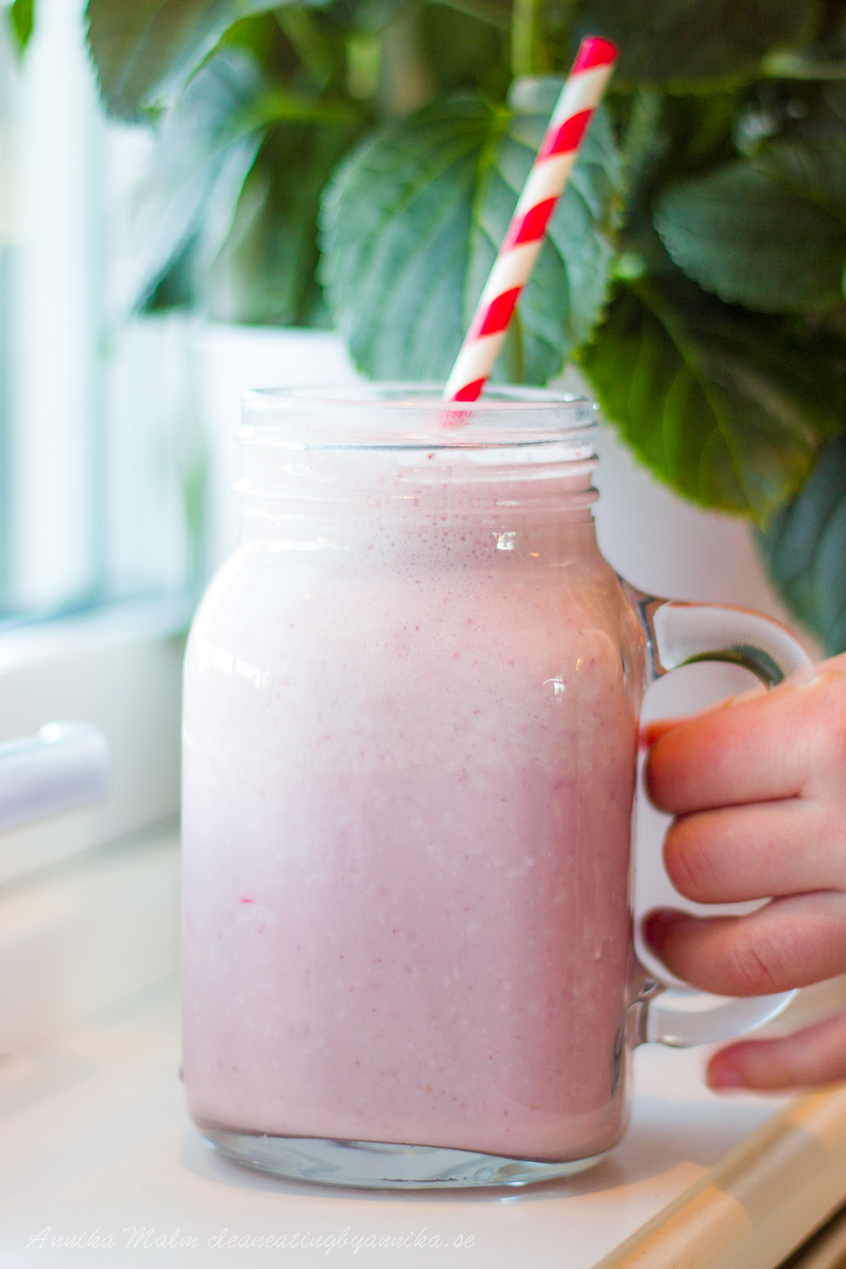smoothie frukost barn