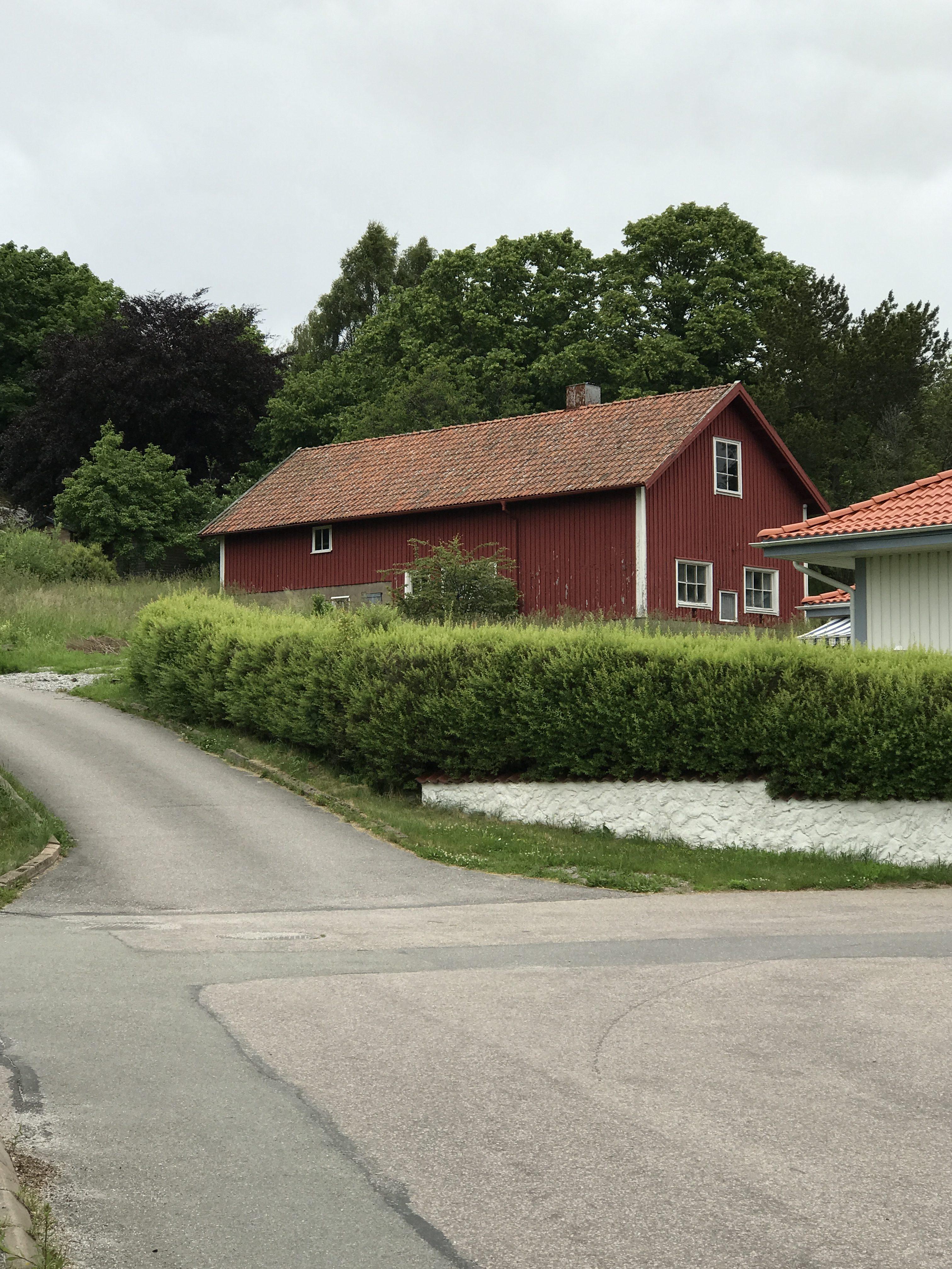 bygga hus tomten