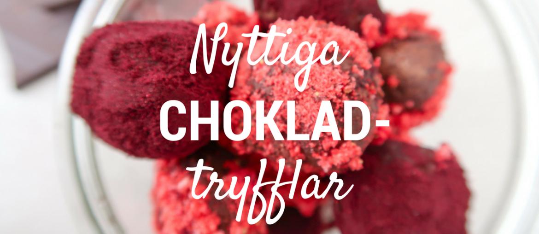 nyttig chokladtryffel vegan paleo lchf sockerfri