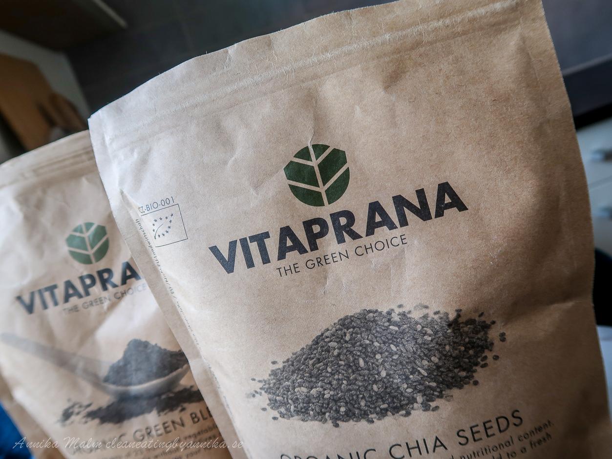 VitaPrana: ekologiskt och clean – 20 % rabatt