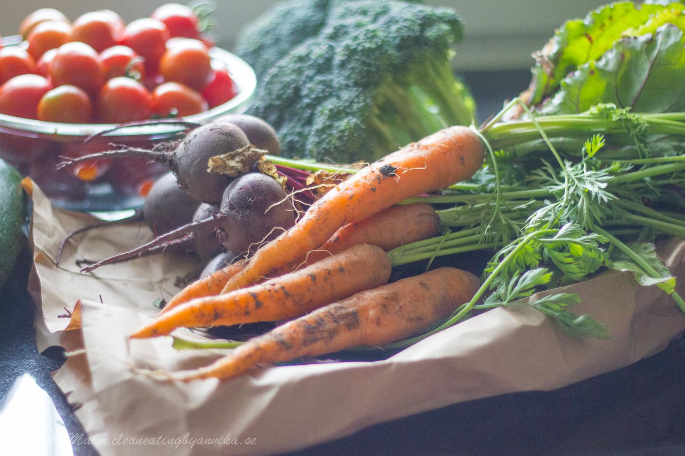 mat för bra tarmhälsa