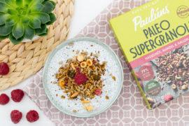 Paleo Granola från Paulúns – 100 % rena råvaror