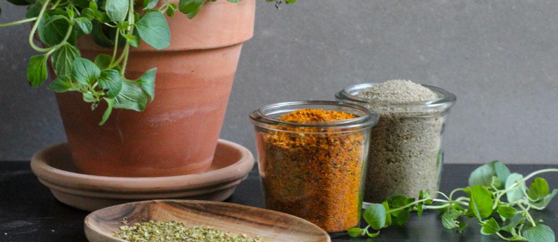 kryddor utan tillsatser